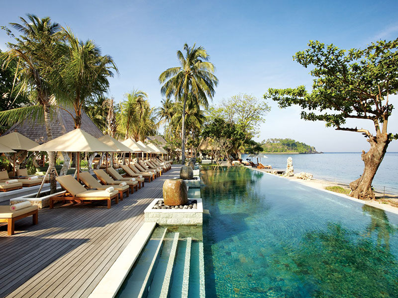Sewa Villa di Nusa Lombok
